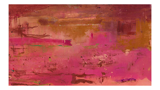 Helen Frankenthaler. Sea Change: A Decade of Paintings, 1974–1983